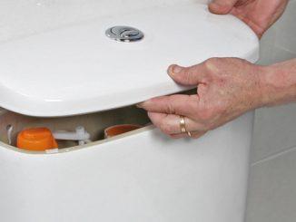changer un Réservoir WC