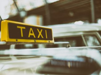 lanterne de taxi